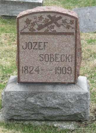 SOBECKI, JOZEF - Lucas County, Ohio | JOZEF SOBECKI - Ohio Gravestone Photos