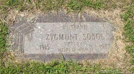 SOBOL, ZYGMUNT - Lucas County, Ohio | ZYGMUNT SOBOL - Ohio Gravestone Photos