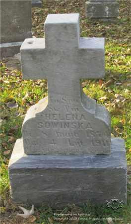 SOWINSKA, HELEN - Lucas County, Ohio | HELEN SOWINSKA - Ohio Gravestone Photos