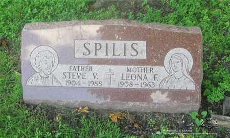SPILIS, STEVE F. - Lucas County, Ohio | STEVE F. SPILIS - Ohio Gravestone Photos
