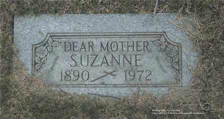 RUZICKI STEFANSKI, SUZANNE - Lucas County, Ohio | SUZANNE RUZICKI STEFANSKI - Ohio Gravestone Photos