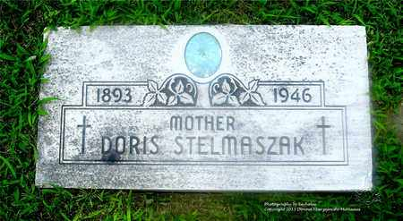 STELMASZAK, DORIS - Lucas County, Ohio | DORIS STELMASZAK - Ohio Gravestone Photos