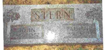 BELINSKI STERN, PAULINE - Lucas County, Ohio | PAULINE BELINSKI STERN - Ohio Gravestone Photos