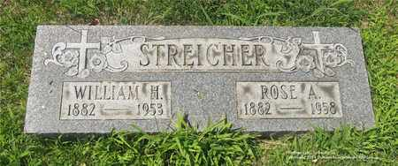 STREICHER, ROSE A. - Lucas County, Ohio | ROSE A. STREICHER - Ohio Gravestone Photos