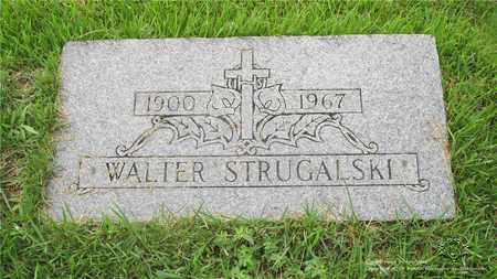 STRUGALSKI, WALTER - Lucas County, Ohio | WALTER STRUGALSKI - Ohio Gravestone Photos
