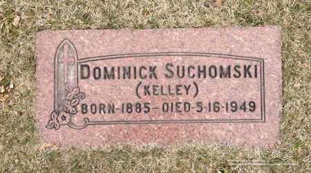 "SUCHOMSKI, DOMINICK ""KELLEY"" - Lucas County, Ohio 
