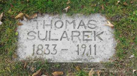 SULAREK, THOMAS - Lucas County, Ohio | THOMAS SULAREK - Ohio Gravestone Photos