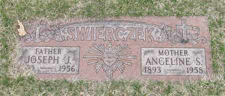 SWIERCZEK, ANGELINE - Lucas County, Ohio | ANGELINE SWIERCZEK - Ohio Gravestone Photos