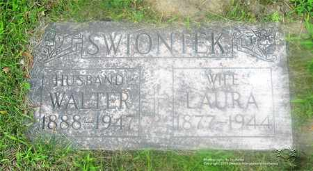 SWIONTEK, LAURA - Lucas County, Ohio | LAURA SWIONTEK - Ohio Gravestone Photos