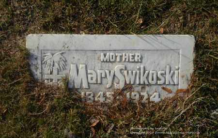 SZWAJKOWSKI, MARY - Lucas County, Ohio | MARY SZWAJKOWSKI - Ohio Gravestone Photos
