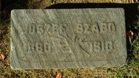 SZABO, JOZEF - Lucas County, Ohio | JOZEF SZABO - Ohio Gravestone Photos