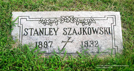 SZAJKOWSKI, STANLEY - Lucas County, Ohio   STANLEY SZAJKOWSKI - Ohio Gravestone Photos