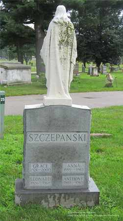 SZCZEPANSKI, ANTHONY - Lucas County, Ohio | ANTHONY SZCZEPANSKI - Ohio Gravestone Photos