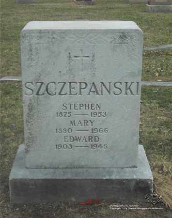 SZCZEPANSKI, MARY - Lucas County, Ohio | MARY SZCZEPANSKI - Ohio Gravestone Photos