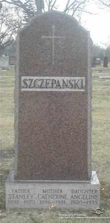 SZCZEPANSKI, STANLEY - Lucas County, Ohio | STANLEY SZCZEPANSKI - Ohio Gravestone Photos