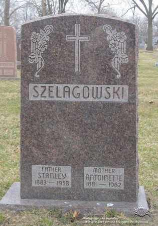 SZELAGOWSKI, STANLEY - Lucas County, Ohio | STANLEY SZELAGOWSKI - Ohio Gravestone Photos