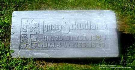 SZKUDLAREK, IGNACY - Lucas County, Ohio | IGNACY SZKUDLAREK - Ohio Gravestone Photos