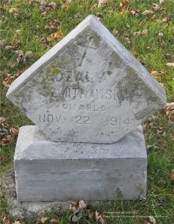 SZWEDKOWSKA, ROZALIA - Lucas County, Ohio | ROZALIA SZWEDKOWSKA - Ohio Gravestone Photos