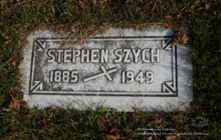 SZYCH, STEPHEN - Lucas County, Ohio | STEPHEN SZYCH - Ohio Gravestone Photos