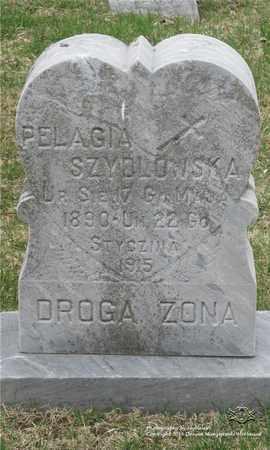 SZYDLOWSKA, PELAGIA - Lucas County, Ohio | PELAGIA SZYDLOWSKA - Ohio Gravestone Photos