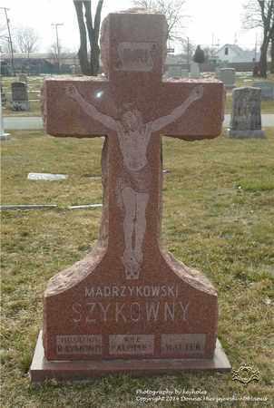 MADRZYKOWSKI, WALTER - Lucas County, Ohio | WALTER MADRZYKOWSKI - Ohio Gravestone Photos