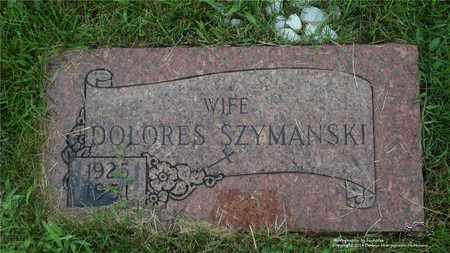 CZERNIAK SZYMANSKI, DELORES - Lucas County, Ohio | DELORES CZERNIAK SZYMANSKI - Ohio Gravestone Photos