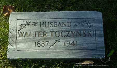 TOCZYNSKI, WALTER - Lucas County, Ohio | WALTER TOCZYNSKI - Ohio Gravestone Photos