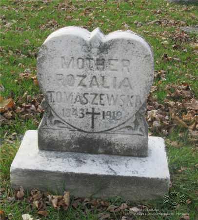 NOWACKI TOMASZEWSKA, ROZALIA - Lucas County, Ohio | ROZALIA NOWACKI TOMASZEWSKA - Ohio Gravestone Photos