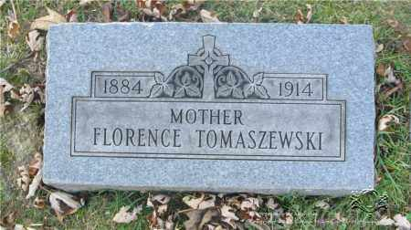 TOMASZEWSKI, FLORENCE - Lucas County, Ohio | FLORENCE TOMASZEWSKI - Ohio Gravestone Photos