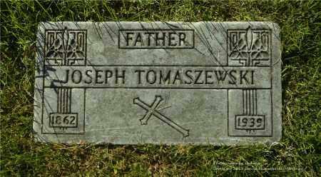 TOMASZEWSKI, JOSEPH - Lucas County, Ohio | JOSEPH TOMASZEWSKI - Ohio Gravestone Photos