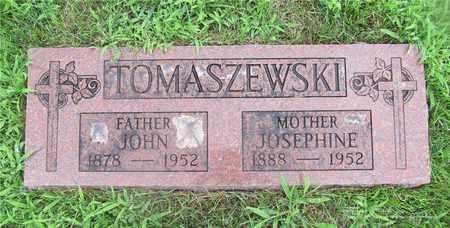 CZARNECKI TOMASZEWSKI, JOSEPHINE - Lucas County, Ohio | JOSEPHINE CZARNECKI TOMASZEWSKI - Ohio Gravestone Photos