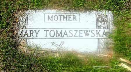TOMASZEWSKA, MARY - Lucas County, Ohio | MARY TOMASZEWSKA - Ohio Gravestone Photos