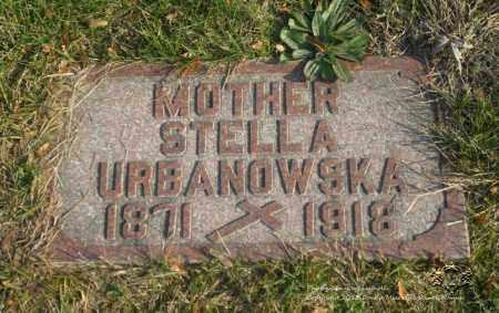 KLUCZYNSKI URBANOWSKA, STELLA - Lucas County, Ohio | STELLA KLUCZYNSKI URBANOWSKA - Ohio Gravestone Photos