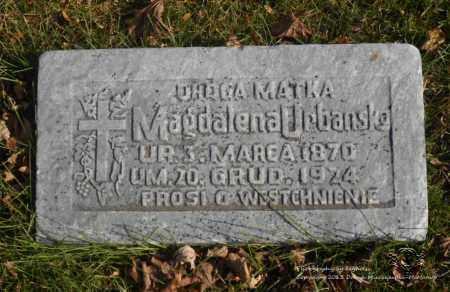 URBANSKA, MAGDALENA - Lucas County, Ohio | MAGDALENA URBANSKA - Ohio Gravestone Photos