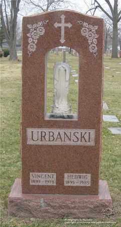 URBANSKI, HEDWIG - Lucas County, Ohio | HEDWIG URBANSKI - Ohio Gravestone Photos