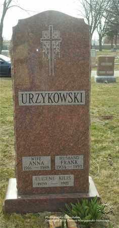 URZYKOWSKI, FRANK - Lucas County, Ohio | FRANK URZYKOWSKI - Ohio Gravestone Photos