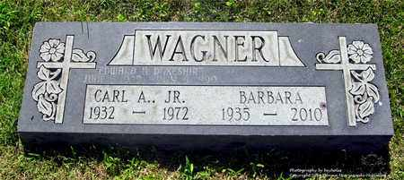 WAGNER, CARL A. - Lucas County, Ohio | CARL A. WAGNER - Ohio Gravestone Photos