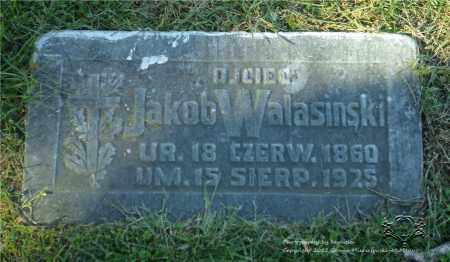 WALASINSKI, JAKOB - Lucas County, Ohio | JAKOB WALASINSKI - Ohio Gravestone Photos