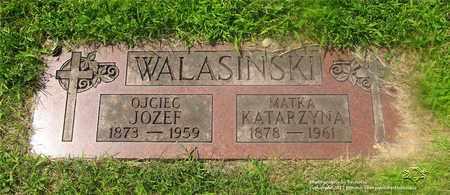 WALASINSKI, JOZEF - Lucas County, Ohio | JOZEF WALASINSKI - Ohio Gravestone Photos