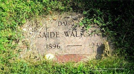 WALASINSKI, SAIDE - Lucas County, Ohio   SAIDE WALASINSKI - Ohio Gravestone Photos