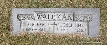 WALCZAK, STEPHEN - Lucas County, Ohio | STEPHEN WALCZAK - Ohio Gravestone Photos