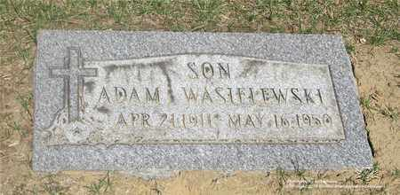 WASIELEWSKI, ADAM - Lucas County, Ohio | ADAM WASIELEWSKI - Ohio Gravestone Photos