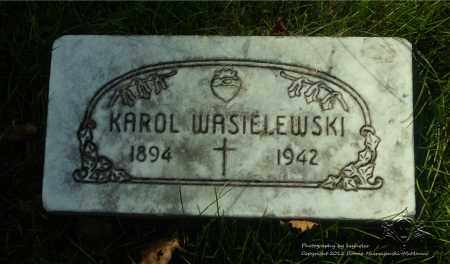 WASIELEWSKI, KAROL - Lucas County, Ohio | KAROL WASIELEWSKI - Ohio Gravestone Photos