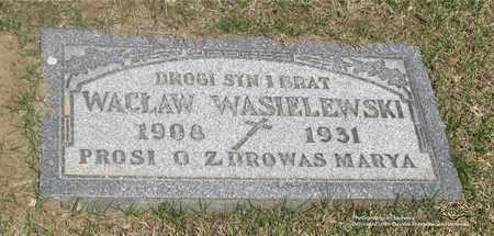WASIELEWSKI, WACLAW - Lucas County, Ohio | WACLAW WASIELEWSKI - Ohio Gravestone Photos