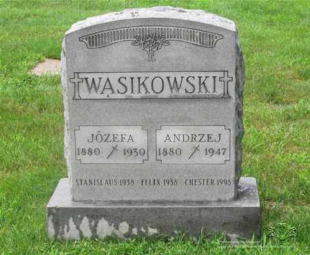WASIKOWSKI, CHESTER - Lucas County, Ohio | CHESTER WASIKOWSKI - Ohio Gravestone Photos