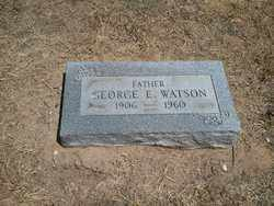 WATSON, GEORGE - Lucas County, Ohio | GEORGE WATSON - Ohio Gravestone Photos