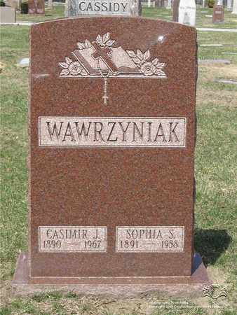 WAWRZYNIAK, CASIMIR J. - Lucas County, Ohio | CASIMIR J. WAWRZYNIAK - Ohio Gravestone Photos