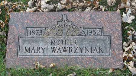 WAWRZYNIAK, MARY - Lucas County, Ohio | MARY WAWRZYNIAK - Ohio Gravestone Photos