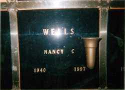SNYDER WELLS, NANCY CAROL - Lucas County, Ohio | NANCY CAROL SNYDER WELLS - Ohio Gravestone Photos