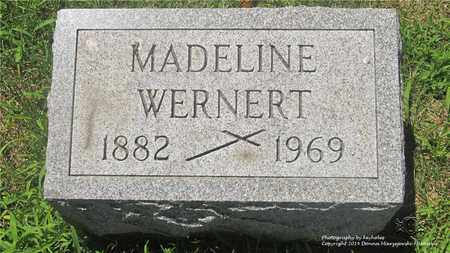 WERNERT, MADELINE - Lucas County, Ohio | MADELINE WERNERT - Ohio Gravestone Photos
